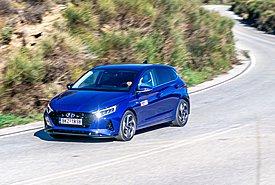 Δοκιμάζουμε το Hyundai i20 TGDI 100 PS iMT 48V Hybrid