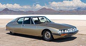 Citroen SM: To αυτοκίνητο που ταξίδεψε από το μέλλον