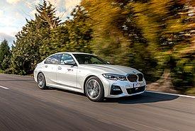 Δοκιμάζουμε την σούπερ οικονομική BMW 320d Mild Hybrid
