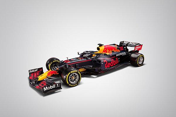 Αυτή είναι η νέα Red Bull RB16Β (vid)