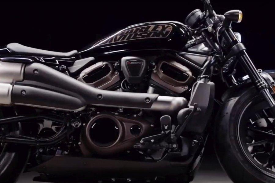 Harley-Davidson Sportster 975/1250: Διέρρευσε η μεγάλη επιστροφή