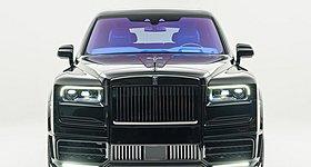 Αυτή η Rolls Royce Cullinan είναι διακριτική εξωτερικά για τα δεδομένα της Mansory