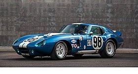 Στο σφυρί η προσωπική Daytona Coupe του Carroll Shelby (video)