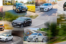 Αυτά είναι τα φθηνότερα αυτοκίνητα της ελληνικής αγοράς κάθε κατηγορίας!