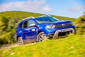 Δοκιμάζουμε το οικονομικό και προσιτό Dacia Duster II 1.0 TCe LPG 100 PS 2WD