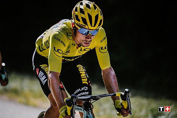 Ο πρωταθλητής της ποδηλασίας, Primoz Roglic, o νέος πρεσβευτής της Tissot