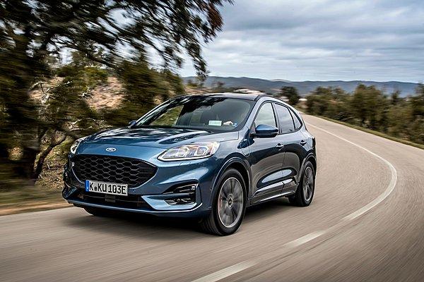 Ford Kuga Plug-In Hybrid: Η υβριδική τεχνολογία στα καλύτερά της