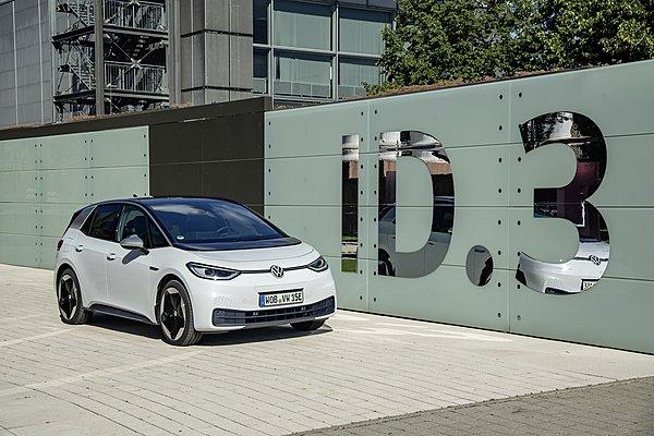 Volkswagen: Στην πρώτη θέση της Ευρώπης τον Ιανουάριο