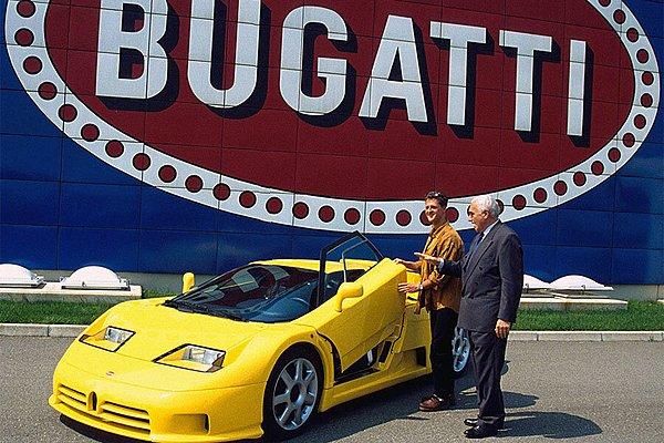 Ο Romano Artioli και η άγνωστη ιστορία της αναβίωσης της Bugatti