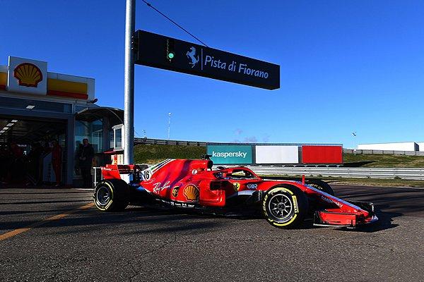 Σαββατοκύριακο στην πίστα για τη Ferrari και τον Leclerc