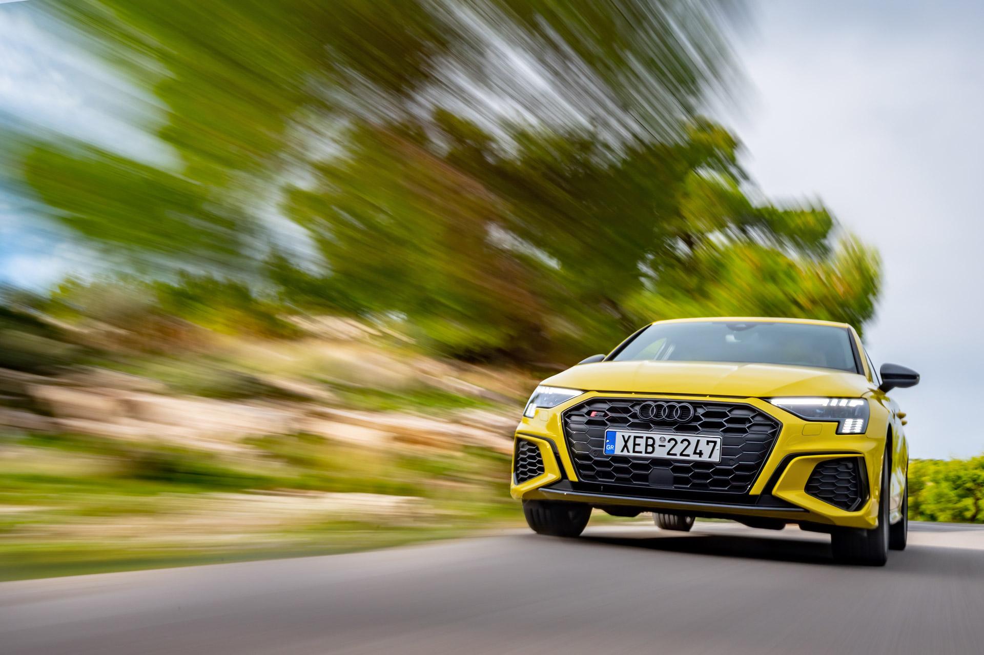 Συγκριτικό Τεστ: 2021 Audi S3 vs Mercedes-AMG A35 vs BMW ...