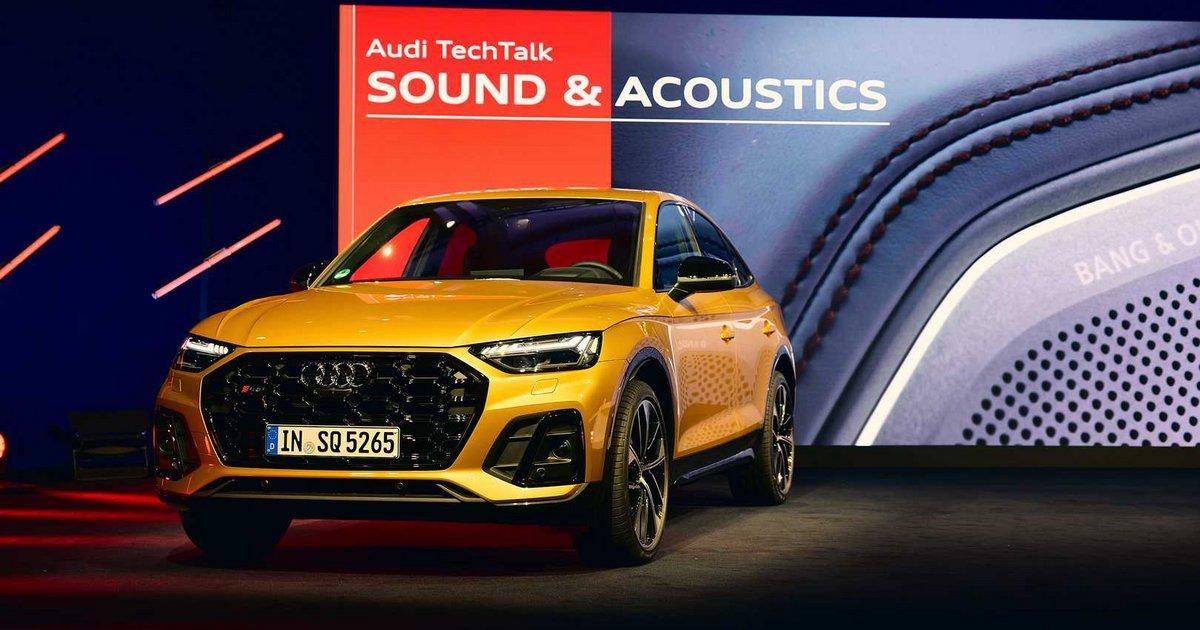 Στα ενδότερα της ηχητικής φιλοσοφίας της Audi
