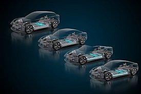 Προηγμένη πλατφόρμα για EVs από Williams και Italdesign
