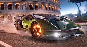 Η Lamborghini Essenza SCV12 κάνει το ντεμπούτο της στο videogame Asphalt 9: Legends