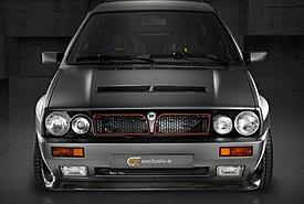 Αυτή είναι μια ηλεκτρική Lancia Delta Integrale, θα την αγοράζατε;