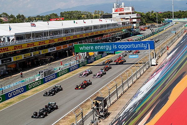 Προεπισκόπηση του ισπανικού Grand Prix Formula 1