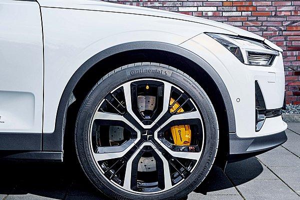 Πάνω από το 40%  των ηλεκτρικών αυτοκινήτων και φορτηγών στην Ευρώπη φορούν ελαστικά Continental