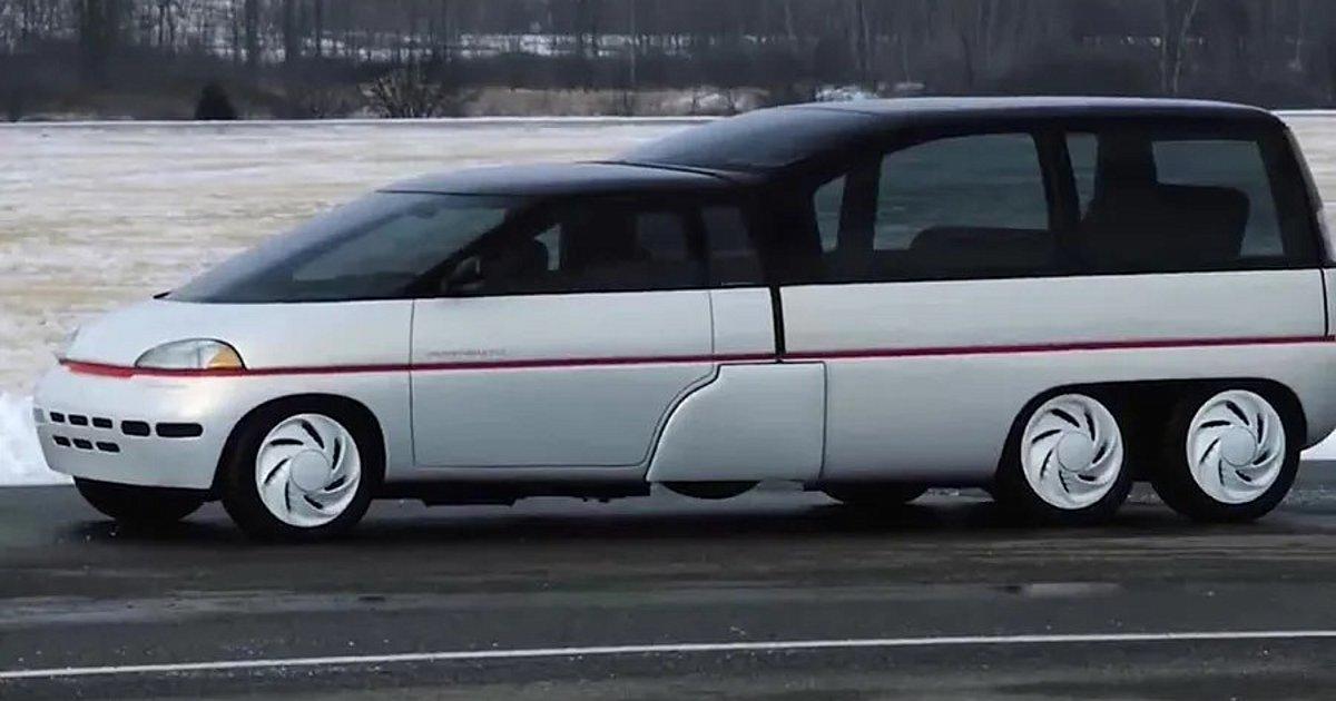 Tο Plymouth Voyager III, το οποίο αποτελούνταν ουσιαστικά από ένα 3κύλινδρο hatchback αυτοκίνητο που χρησιμοποιούσε για trailer άλλο ένα αυτοκίνητο με δικό του κινητήρα.