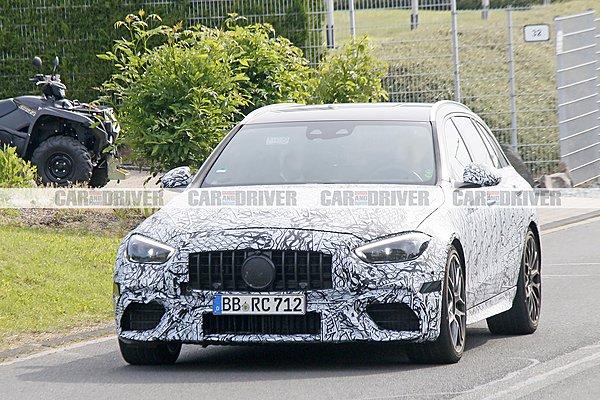 Έρχεται η πιο hot και station wagon έκδοση της Mercedes AMG C63!