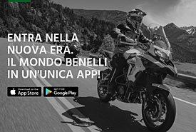 Παρουσιάστηκε η επίσημη εφαρμογή MyBenelli
