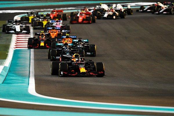 F1: Αλλαγές στη χάραξη της πίστας στο Άμπου Ντάμπι