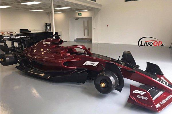 ΑΠΟΚΑΛΥΨΗ: Αυτό είναι το μονοθέσιο της Formula 1 για το 2022