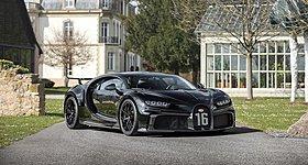 Αποφασίζει η Volkswagen για το μέλλον της Bugatti