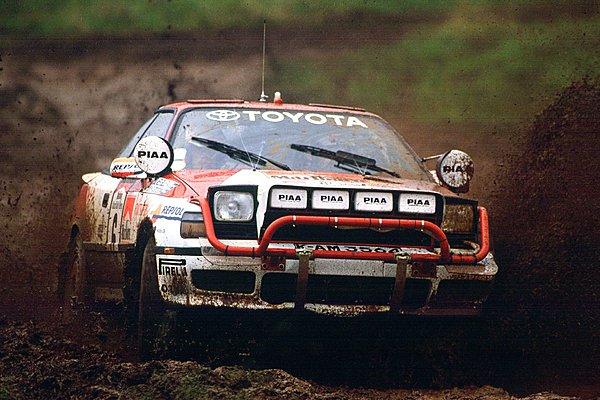 WRC: Το πρόγραμμα του Ράλι Σαφάρι