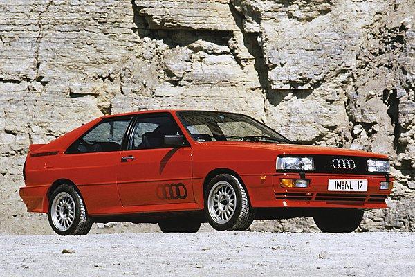 Audi Quattro 1980: Έτσι ξεκίνησαν όλα για τον θρύλο της τετρακίνησης (Video)