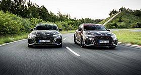 Το νέο Audi RS 3 με κατανεμητή ροπής RS Torque Splitter
