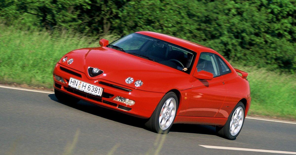 Η Alfa Romeo GTV επιστρέφει και θα είναι ηλεκτρική!