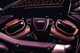 Harley Davidson: Teaser για νέο μοντέλο με τον Revolution V2 κινητήρα