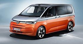 Το νέο Volkswagen Multivan βραβεύεται με Red Dot για το design του