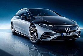 Mercedes: Θα πάρει χρόνια η στροφή της στην ηλεκτροκίνηση