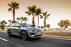 Οδηγούμε στην Ελλάδα το νέο Audi Q4 E-Tron