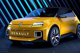 Alpine: Το πρώτο ηλεκτρικό hatchback θα βασίζεται στο Renault 5