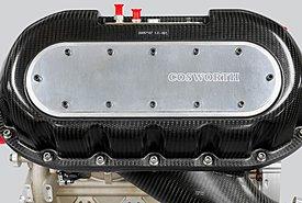 Πώς δημιουργήθηκε ο σύγχρονος V12 της Cosworth;