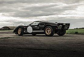 Ένα πλήρως ηλεκτρικό GT40 από την Everrati