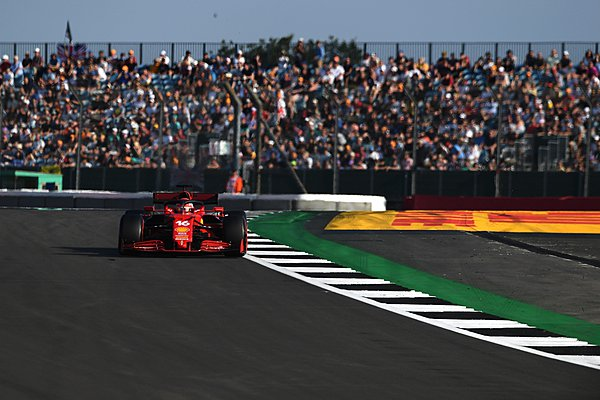 Ευχαριστημένοι στη Ferrari με την απόδοσή τους στο Silverstone