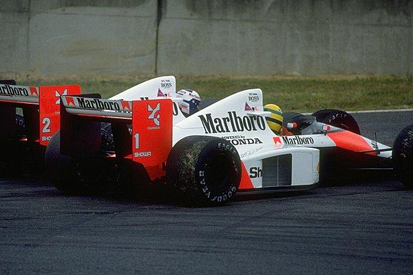 Πέντε στιγμές που καθόρισαν την έκβαση πρωταθλημάτων της F1!