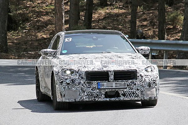 BMW M2: Με νέα διαφορετική μάσκα