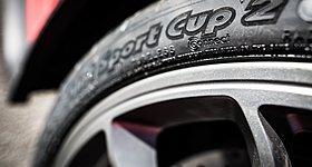 Νέο ελαστικό Michelin Pilot Sport CUP2 Connect