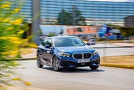 Δοκιμάζουμε την προσιτή BMW 116i των 109 ίππων