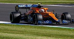 McLaren: Ρεαλιστικός στόχος η τρίτη θέση στη βαθμολογία για τον Norris