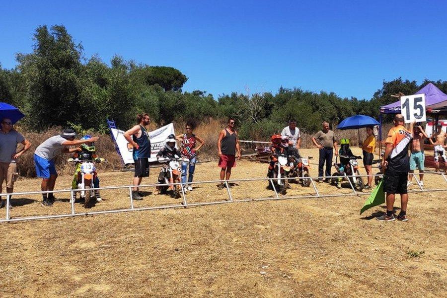 Motocross Training Camp for Children: Ολοκληρώθηκε με επιτυχία