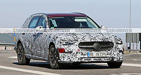 Mercedes C-Class All-Terrain: Ετοιμάζεται η off-road C-Class!