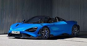 McLaren 765LT Spider: Ανοιχτή και πανίσχυρη (Video)