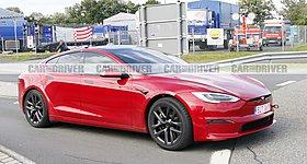 Το Τesla Model S Plaid «γυρίζει» στο Nurburgring