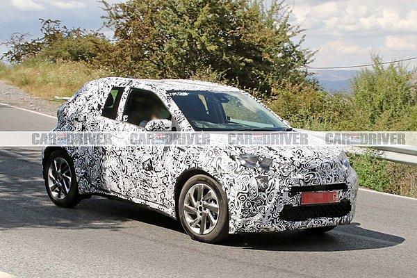 Το νέο Toyota Aygo ετοιμάζεται πυρετωδώς!