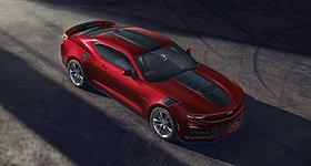Η νέα γενιά της Chevrolet Camaro θα είναι ηλεκτρική